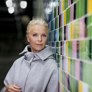 Anne Sofie von Otter – photo credit – Mats Baecker