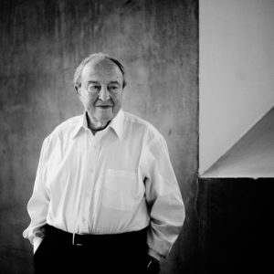 Menahem Pressler – photo credit – Julien-Mignot