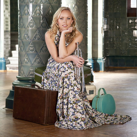 Tine Thing Helseth – photo credit – Emi Classics