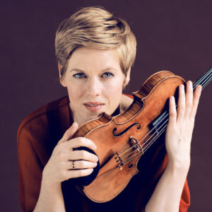 Isabelle Faust – photo credit – Felix Broede