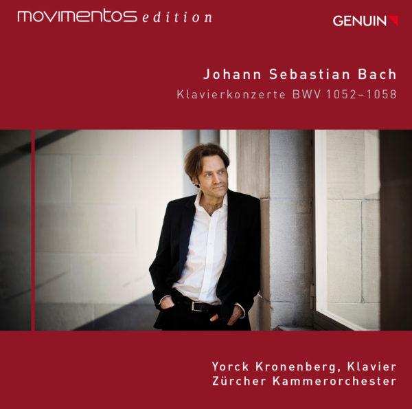 Johann Sebastian – Bach Klavierkonzerte – Yorck Kronenberg