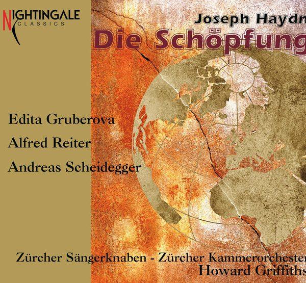 Haydn – Die Schöpfung – Howard Griffiths