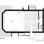 ZKO-Haus Saalplan