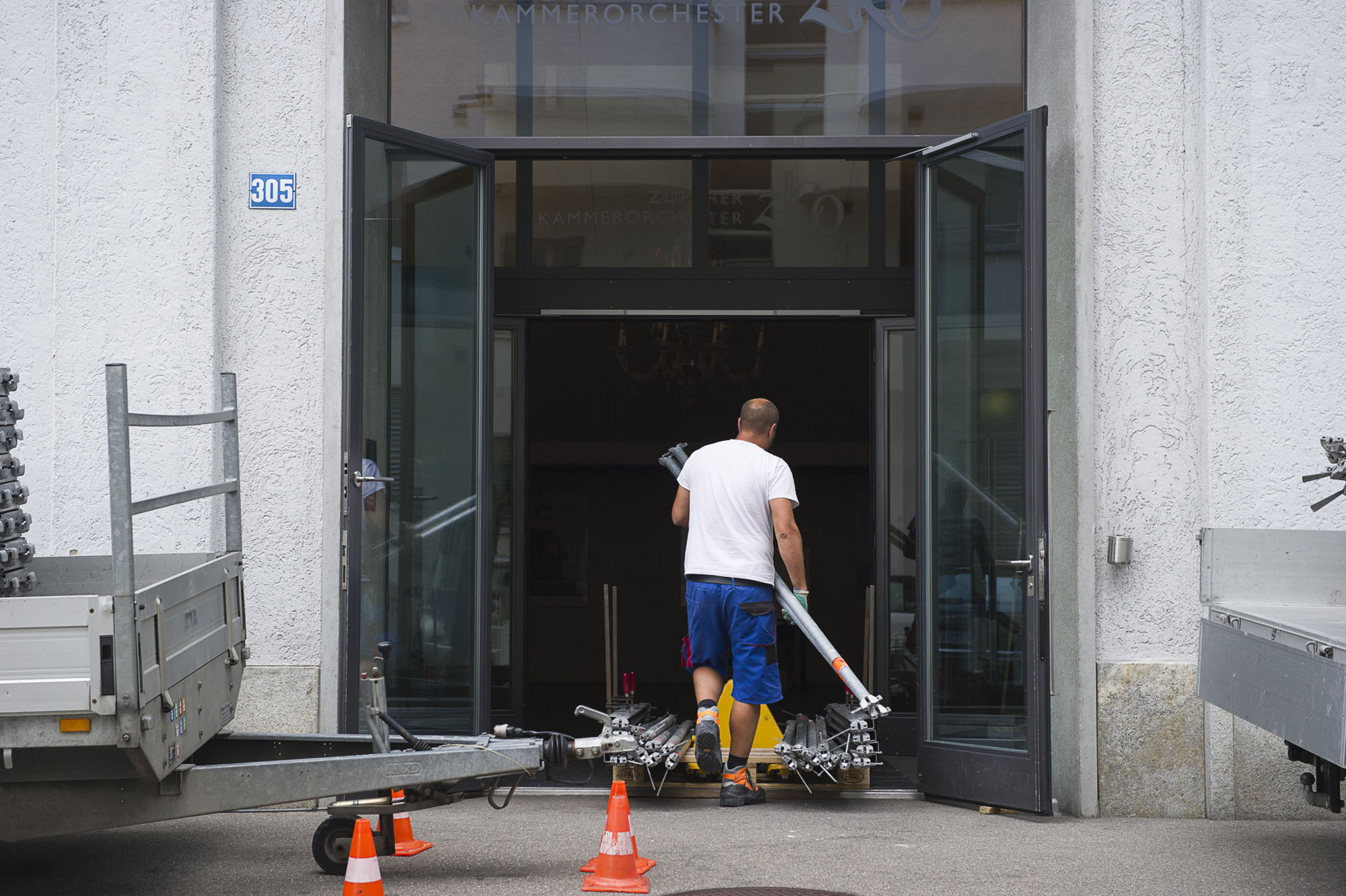 ZKO-Haus Umbau