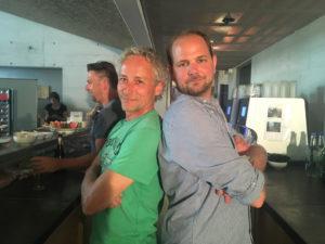 Jubiläum Silvan & Matthias