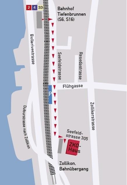 Plan ZKO-Haus