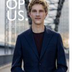 Opus IV Saison 2017/18 Titelseite
