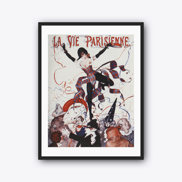 Vintage Poster La Vie Parisienne 2