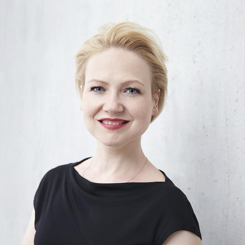 Anna Tchinaeva (c) Sandro Diener