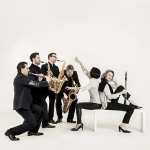 Alliage Quintett & Sabine Meyer (c) Ira Weinrauch