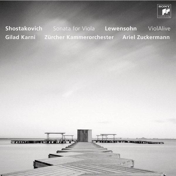 shostakovich-lewensohn-cover