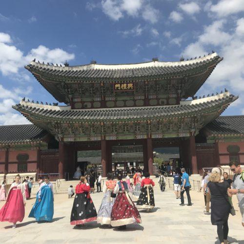 Asien Tournee