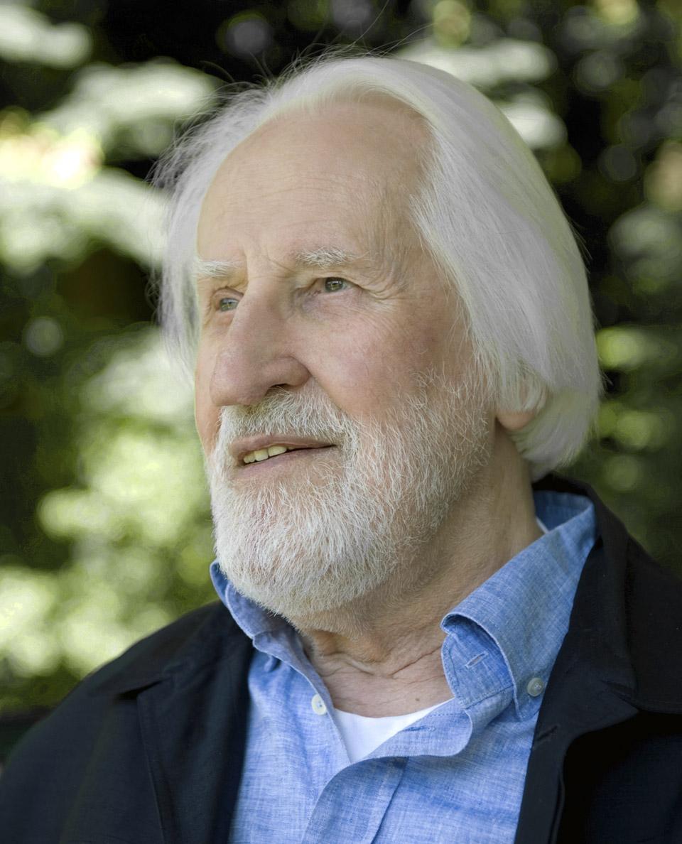 Klaus Huber (c) Harald Rehling
