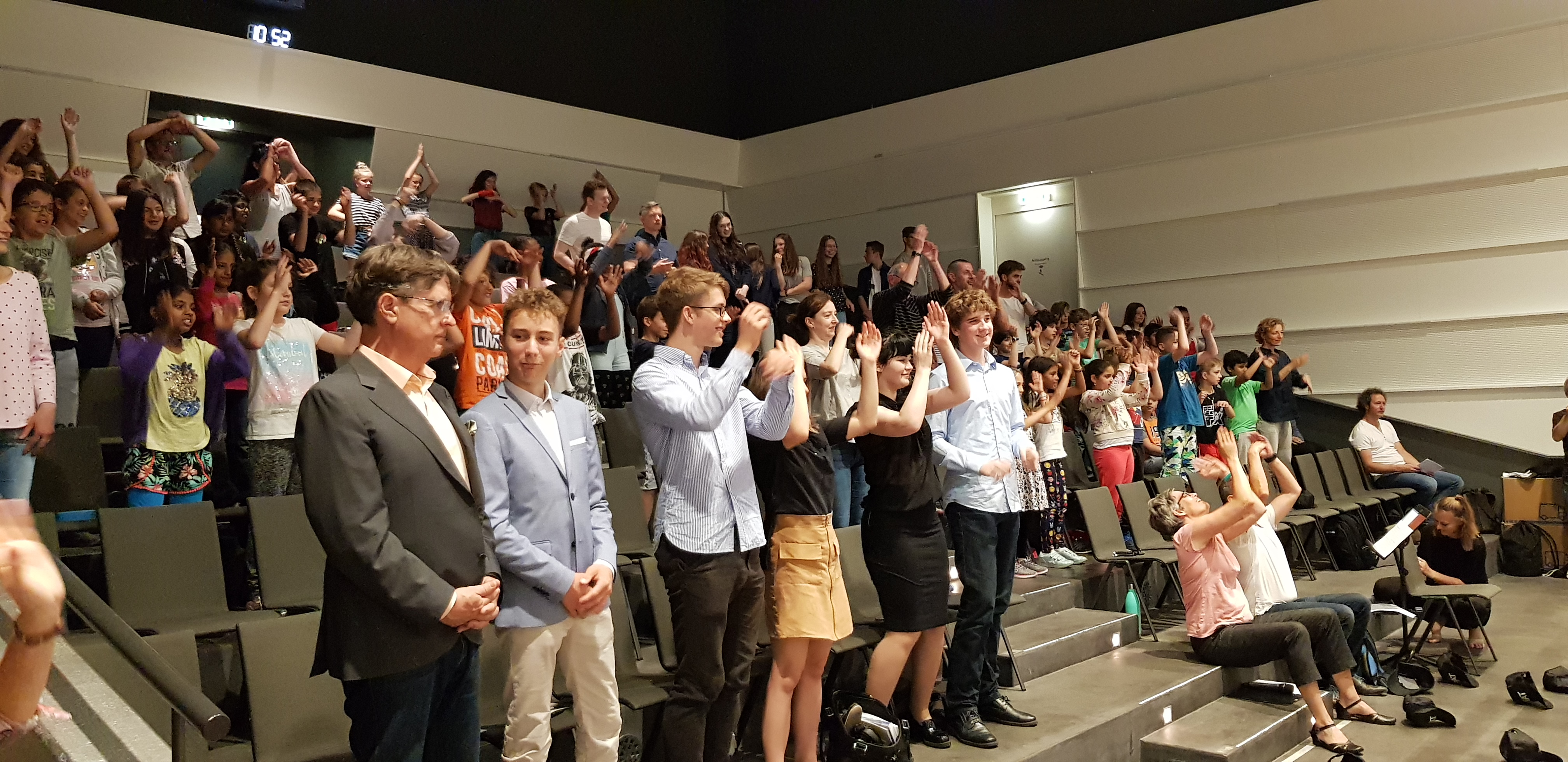 Junges ZKO Abschlusskonzert 2017/18