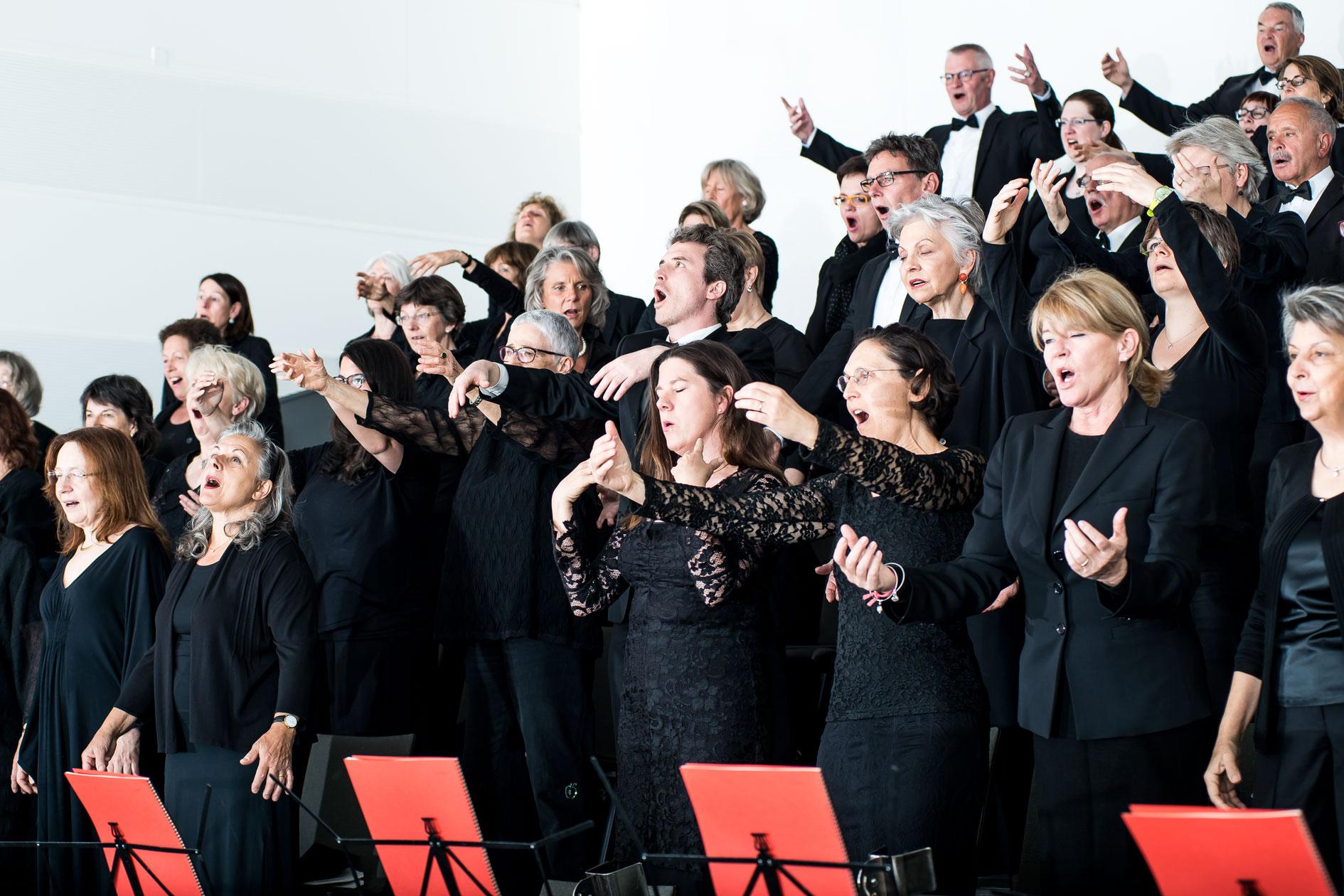 Zürcher Konzertchor (c) Sascha Herlod
