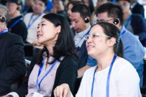 Besucher des China Orchestra Administration & Management Forum