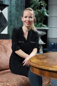 Lena-Catharina Schneider Künstlerisches Betriebsbüro