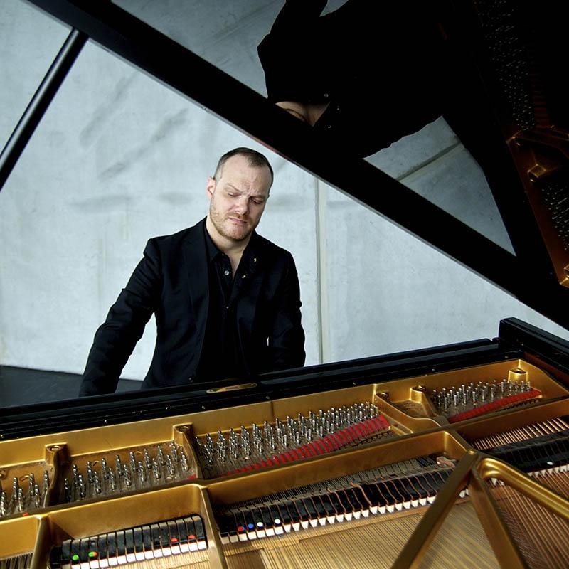 Lars Vogt (c) Neda Navaee